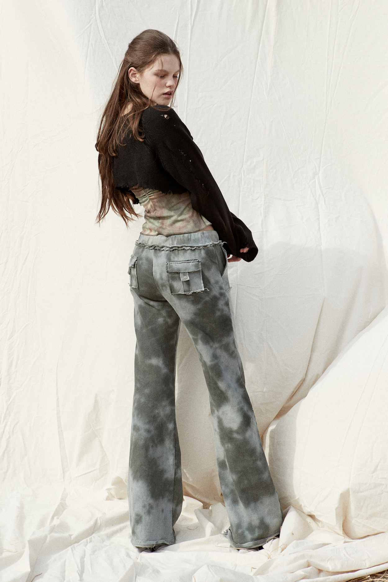 IVY PANTS_khaki grey